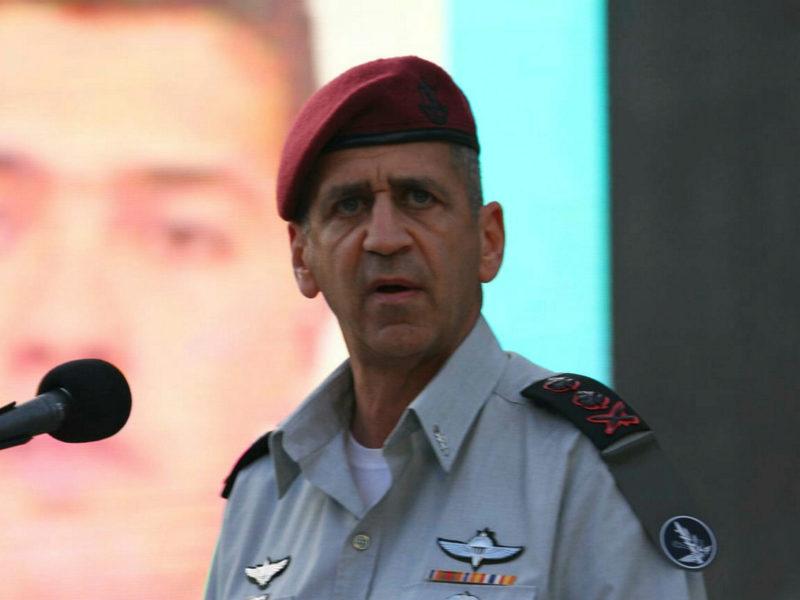 IDF Chief Warns of Looming War Threats on Multiple Fronts