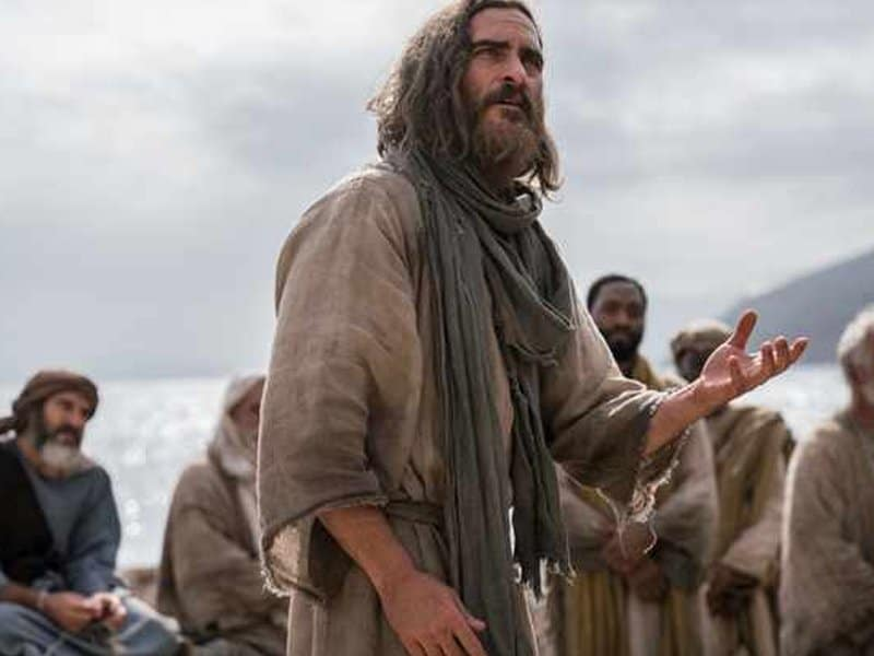 'Joker' Actor Joaquin Phoenix Once Played Jesus In The Movie 'Mary Magdalene'