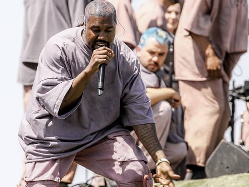 """""""Jesus Is King"""" Creator Kanye West Announces His Shift From Secular Music To Gospel Music"""