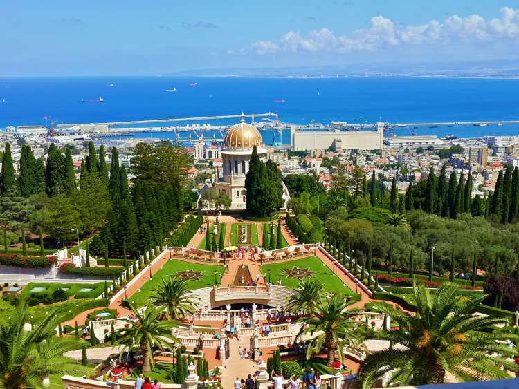 Israel 'Disgusted' by Vandalism at British War Cemetery in Haifa