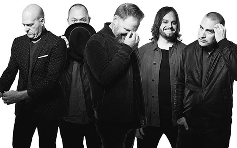 TrevorTalks Tours with MercyMe