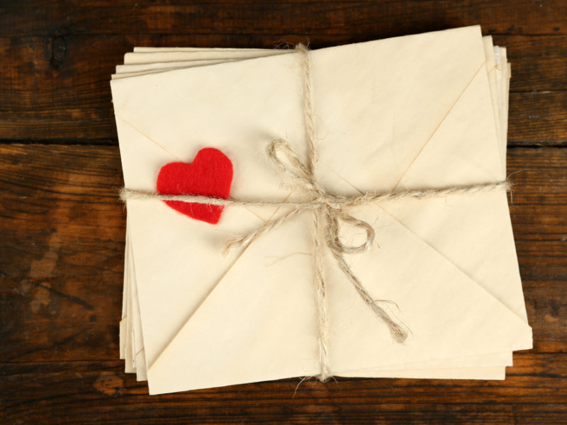 A Love Letter From The King