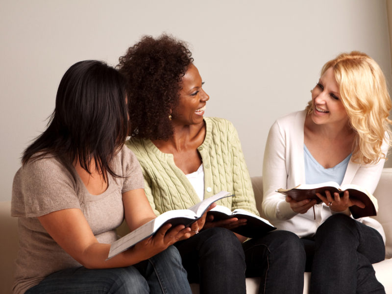 Go And Tell: The Role Of Women In Ministry