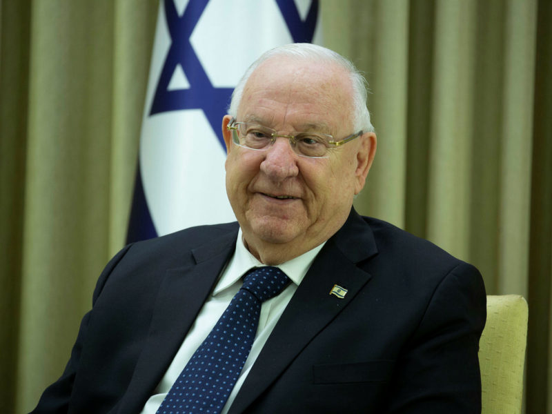 Rivlin: Israeli Political Plight Creates 'Longing in the Air for the Role of a Prophet'