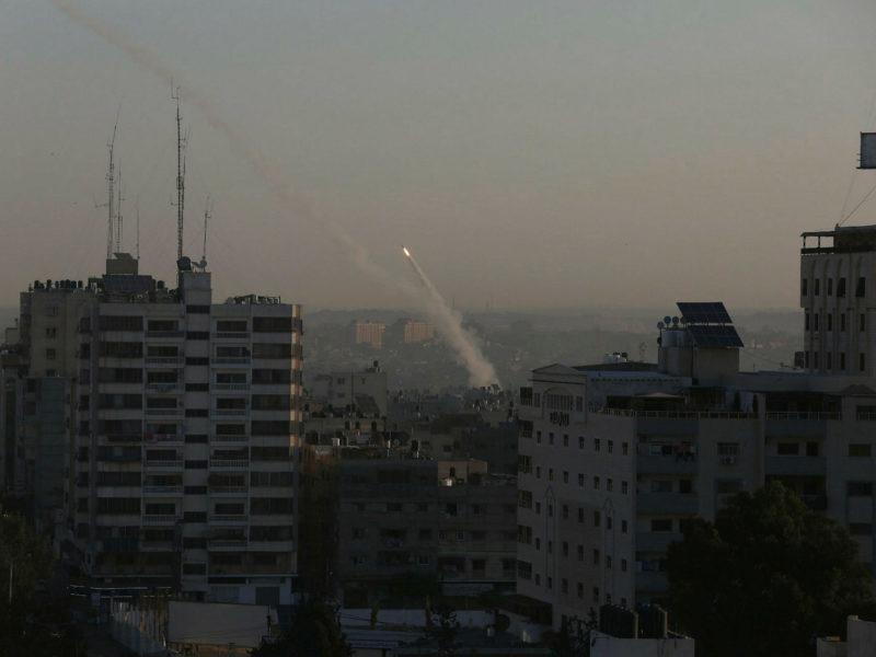 Amnesty Falsely Accuses Israel of Striking Gaza; Damage Caused by Islamic Jihad Rocket