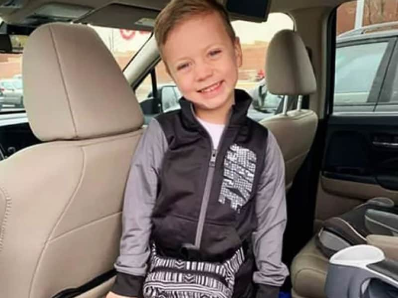 """5-Year-Old Boy Thrown 40-Feet Off A Mall Now Walks: """"Angels Caught Me & Jesus Loves Me"""""""