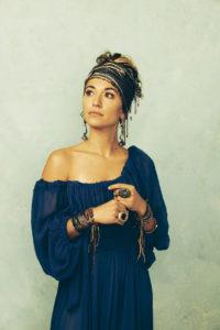 Lauren Daigle posing