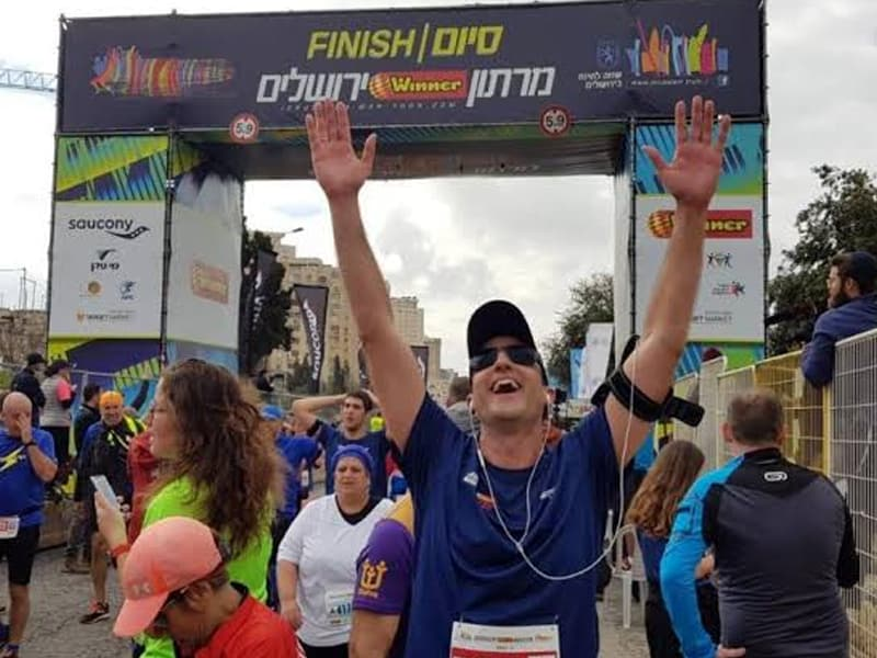 Israeli Group Organized 'Run For Zion' To Give Christians Chance To Run Where Jesus Walked