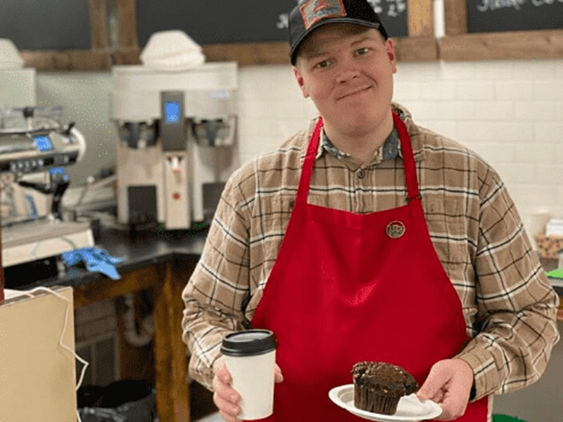 Man With Autism Starts A Business After Employers Rejected His Job Application