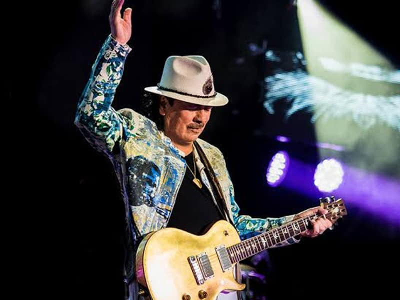 Faith Saved Rock And Roll Superstar Carlos Santana From Death