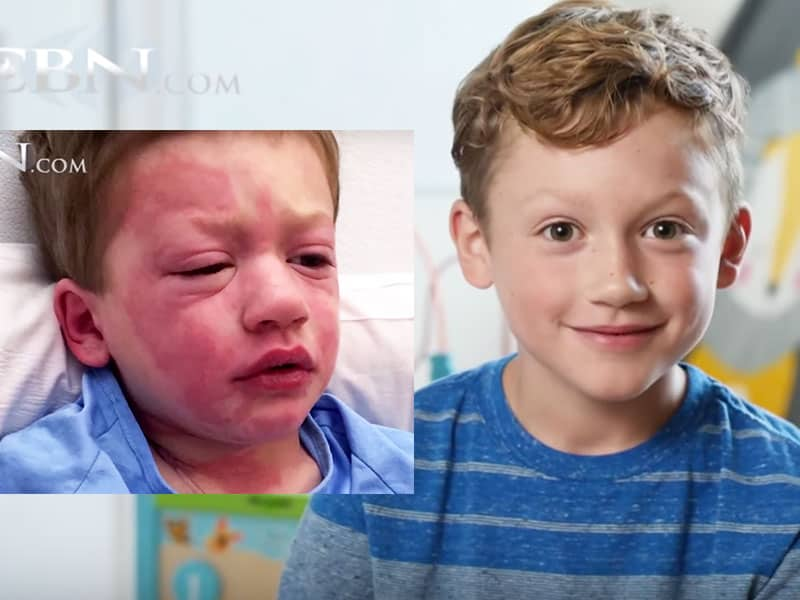 Child's Severe Disease Vanishes Without Explanation And Stuns Doctors