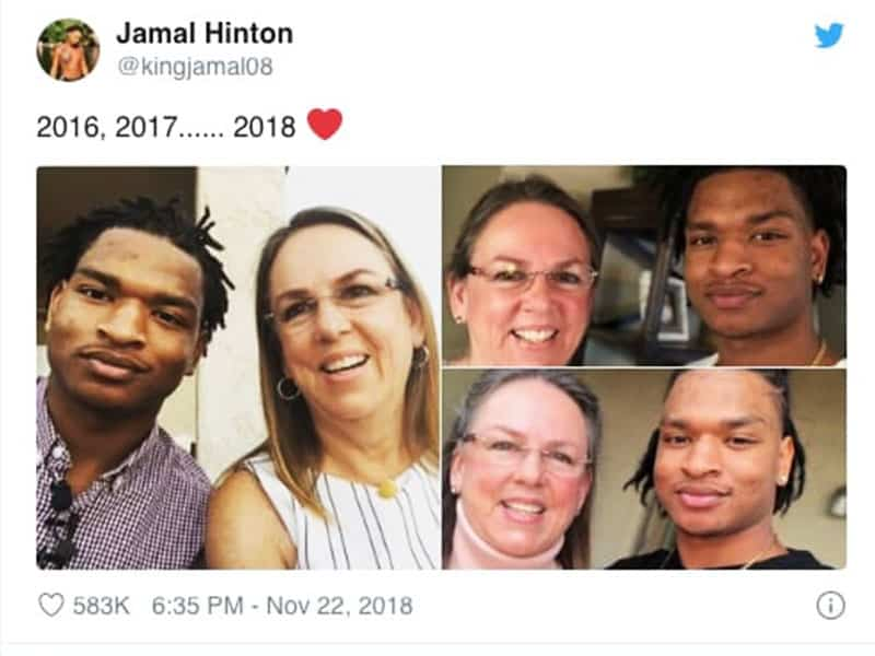 Grandma Who Texted The Wrong Teen 3 Years Ago Celebrates 4th Thanksgiving With Him
