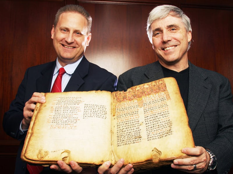 Hobby Lobby President Talks About The Bible