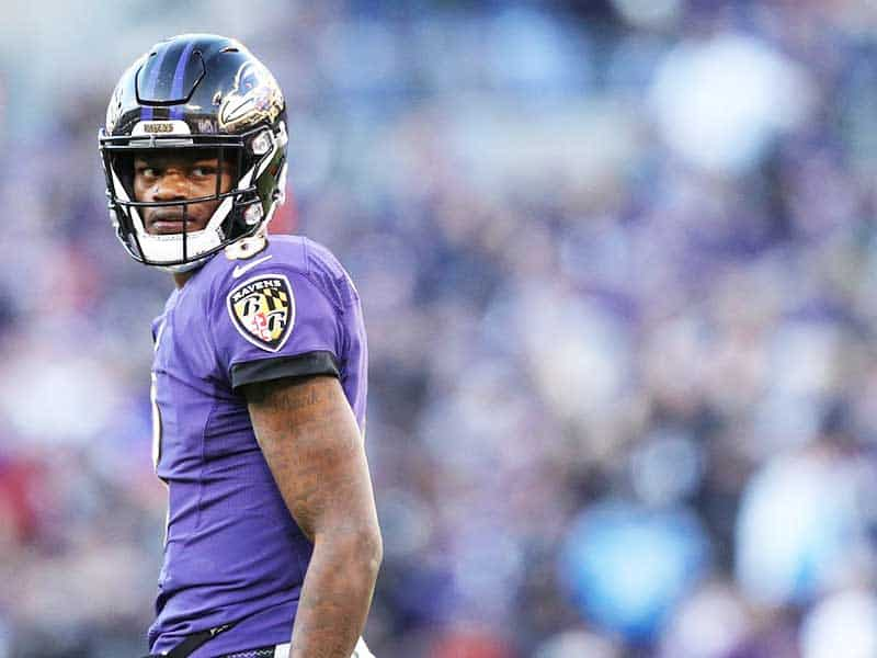 "Lamar Jackson, The NFL's Newest MVP Candidate, Is A ""Man Of God"""