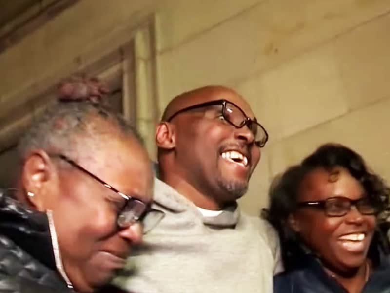 Three Men Vindicated After Serving 36 Years For A Wrongful Murder Conviction