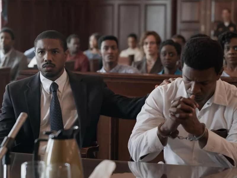 'Just Mercy' Stars Opens Up About The Biblical Themes In The Film