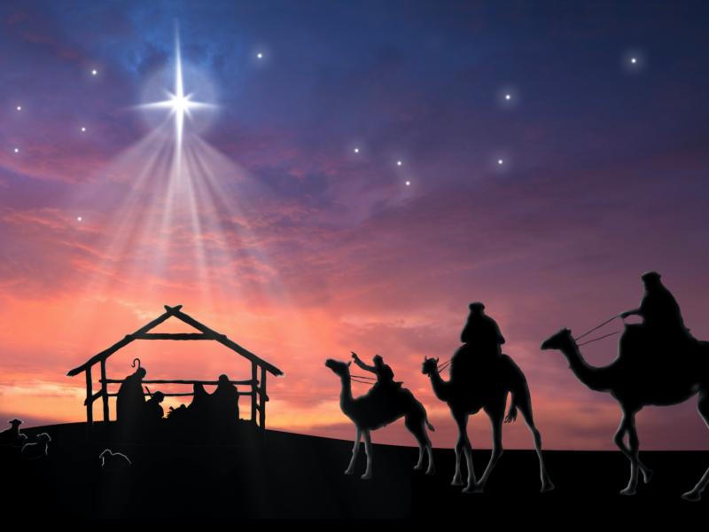 10 Christmas Bible Verses Celebrating Jesus