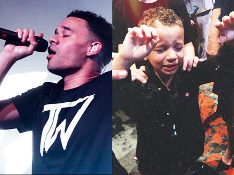 Christian Singer Tauren Wells Celebrates 6-Year-Old Son Baptized In The Holy Spirit