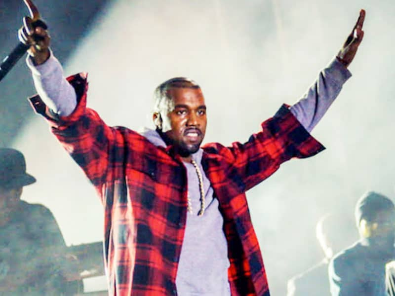 Kanye West Drops New Gospel Album On Christmas Day
