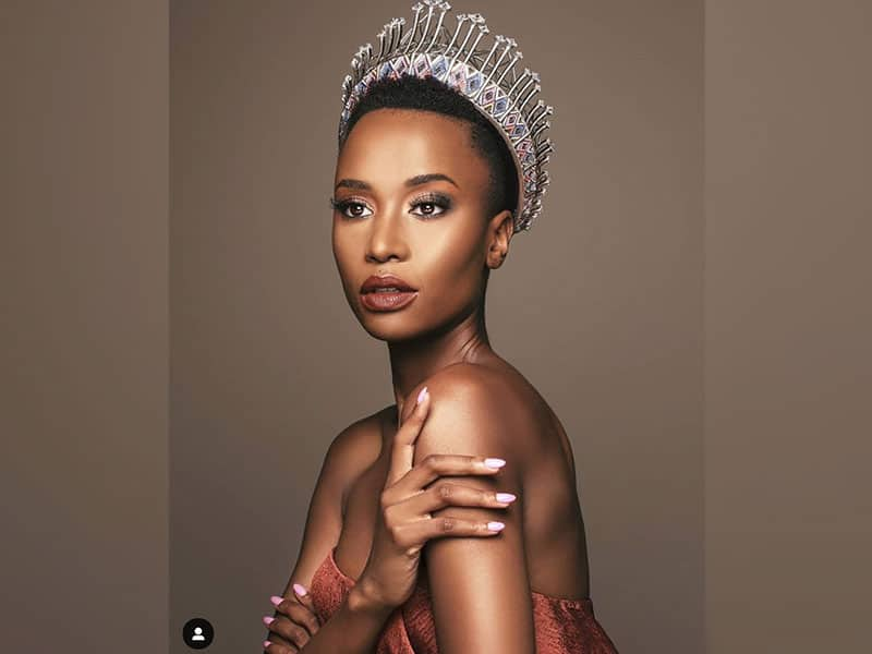 Newly Crowned Miss Universe 2019 Breaks Beauty Stereotypes