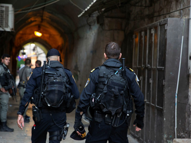 Court Orders Terrorists to Compensate Israeli Victims After Attacking Them with Fireworks