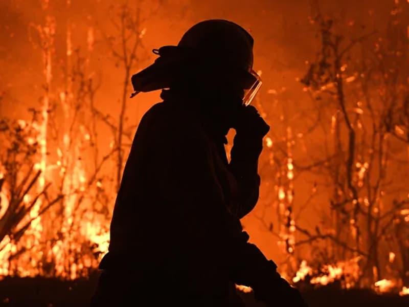 Australian Bushfire Cause Even Non-Believers To Pray To God