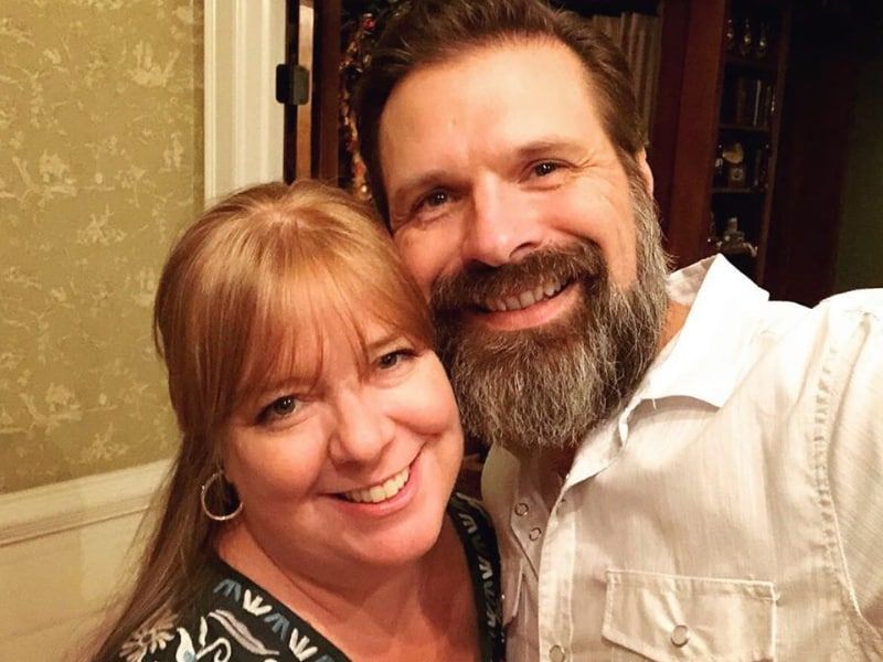Third Day's Mac Powell Celebrates The Miracle God Did For His Wife
