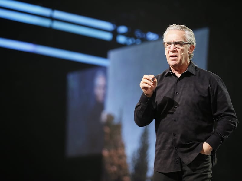 Pastor Bill Johnson Shares The Reason Behind Praying For Resurrection Of The Dead