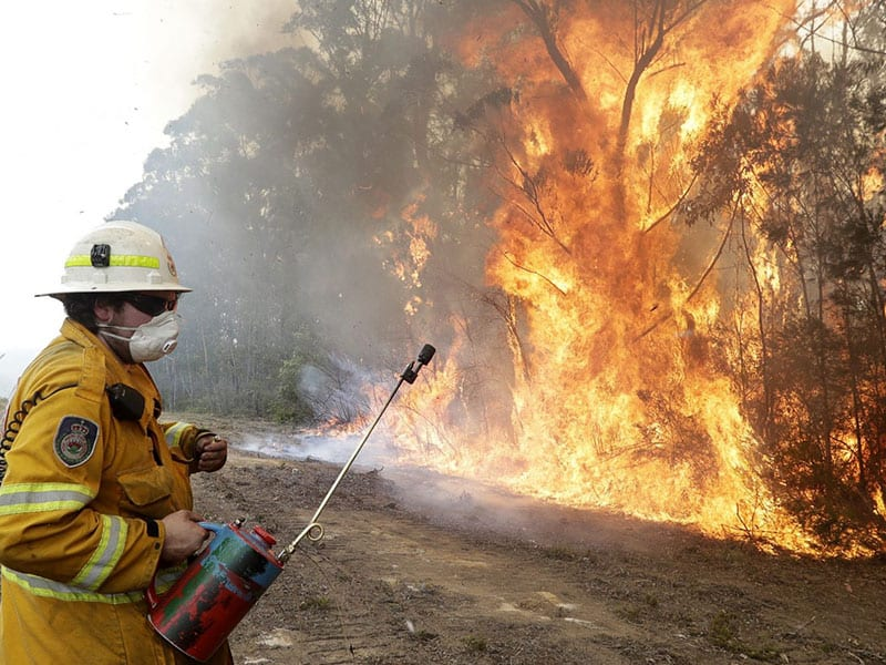 Hillsong Church Raises Over $1 Million For Australian Fire Crisis