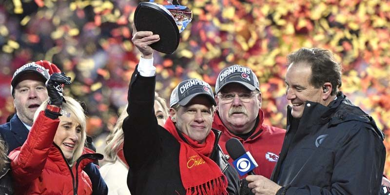 Kansas City Chiefs CEO Credits God As Team Heads To Super Bowl After 50 Years