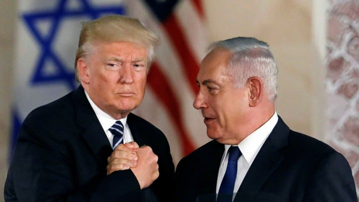 'I Will Always Stand with the State of Israel', Trump Tweets in Hebrew