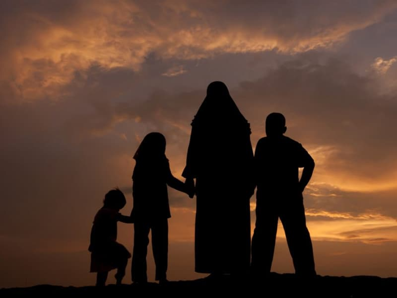 Muslim Family Turns To Jesus Christ As Their Mother Receives Healing From Breast Cancer