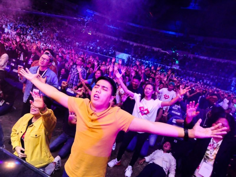 Millennials In The Philippines Spark Revival To Fight For This Generation