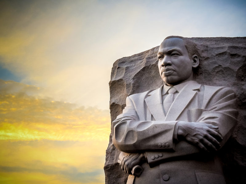 Martin Luther King Jr's Dream Cries for New Voices