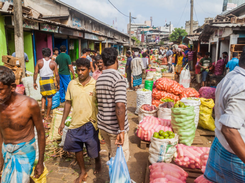 Sri Lanka: GOD TV Feeds The Hungry