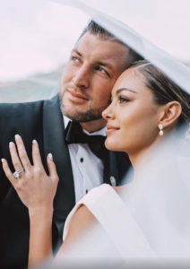 Tim Tebow Wedding With Demi-leigh