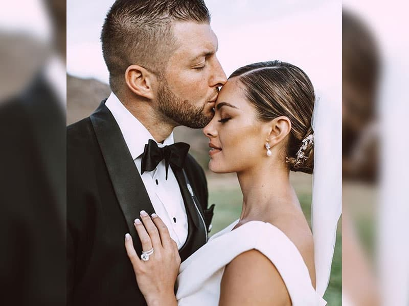 WATCH: Tim Tebow And Demi-Leigh's Christ-Centered Wedding Video