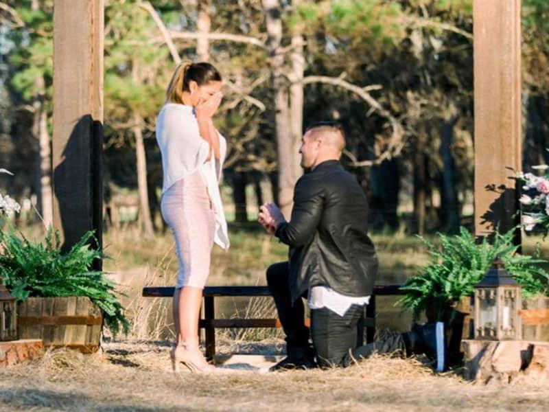 How Tim Tebow Set Up His Fairytale-Like Proposal To Demi-Leigh Nel-Peters