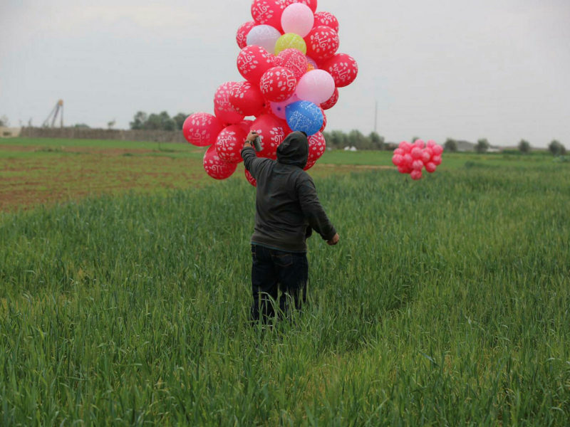 Incendiary Balloons Descend on Israel After Hamas, Islamic Jihad Announced End to Attacks