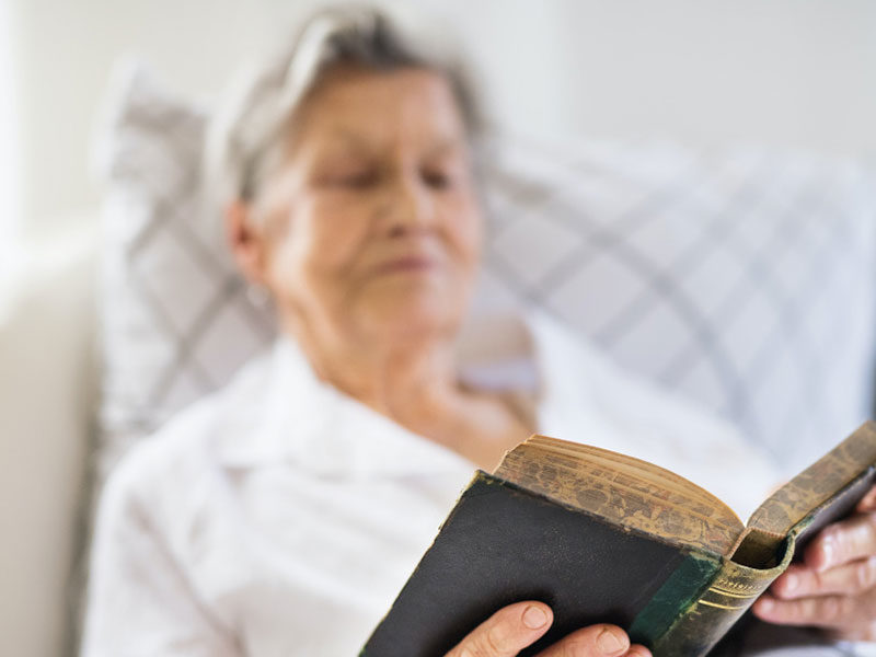 99-Year-Old Woman Signs Up For Bible Reading Challenge For The 61st Time