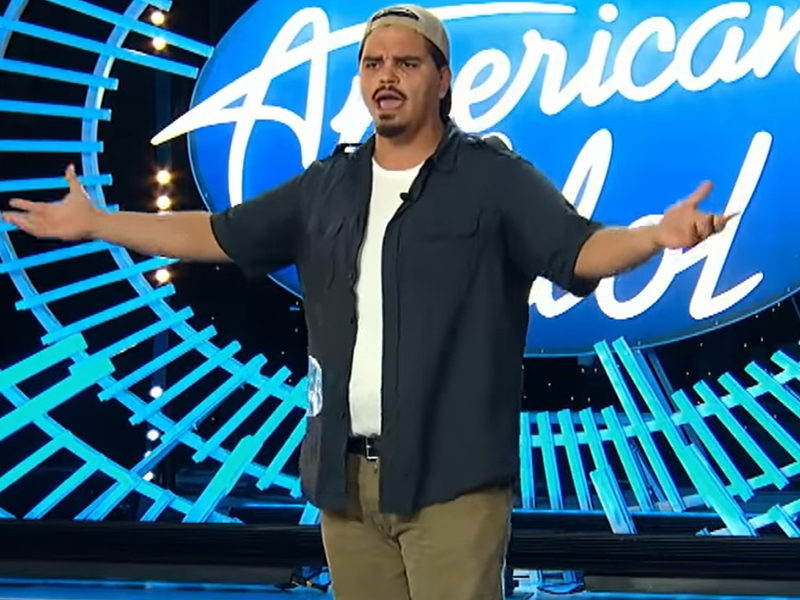 Garbage Man With No Singing Experience Charms American Idol Judges With His Voice
