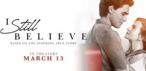 """""""I Still Believe"""" se convierte en la primera película basada en la fe que se emitirá a nivel nacional (USA) en IMAX - I Still Believe faith movie"""