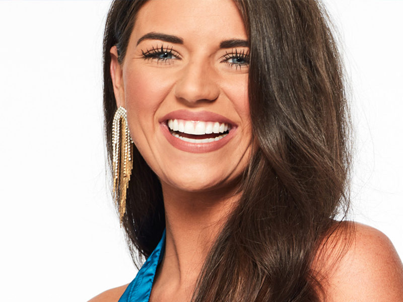 'The Bachelor' Contestant Professes Faith On National TV And Says She's Saving Sex For Marriage