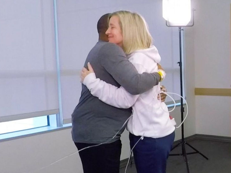 School Principal Hears God's Calling And Donates Her Kidney To Students' Dad
