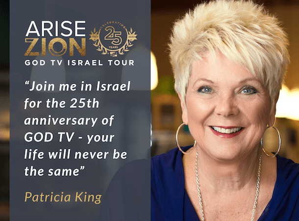 Patricia King Invites YOU To Arise Zion 2020!
