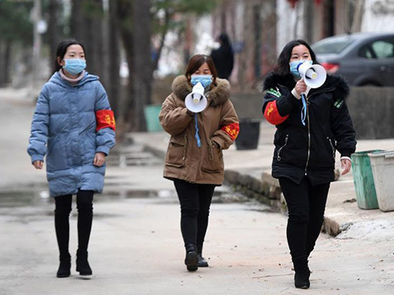 Wuhan Christians Preach Gospel On Streets Amidst Novel Coronavirus Outbreak