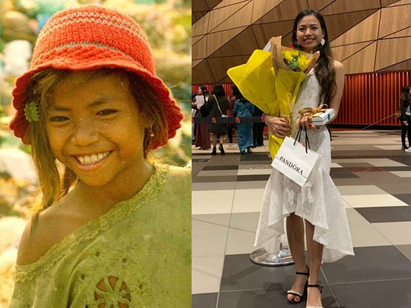 Cambodian Woman Living In Garbage Dump Now Graduates As Valedictorian In Australian College