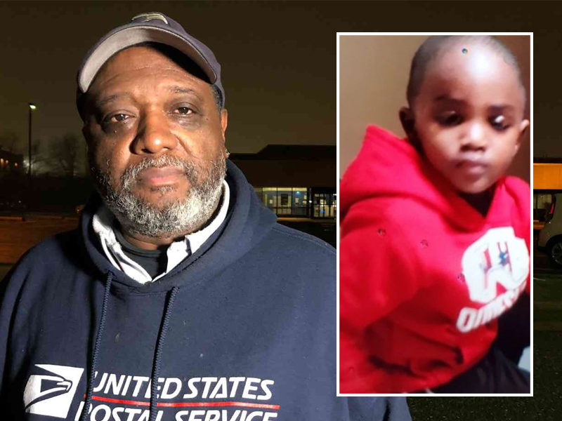 Postal Service Worker Who Rescued Missing Toddler Credits God For It