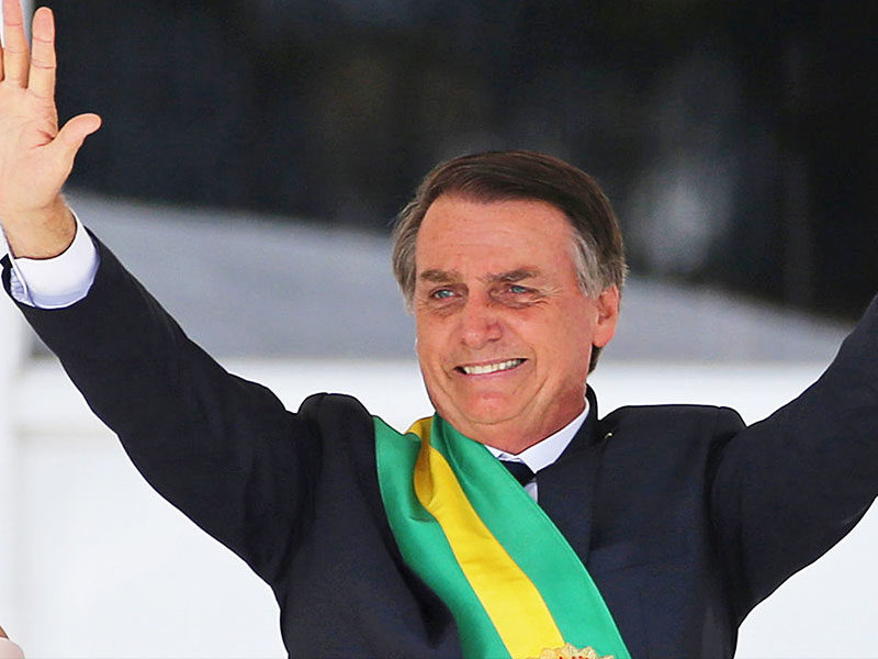 President Of Brazil Professes Faith In Jesus In Front Of 140,000 Youth in Historic Day