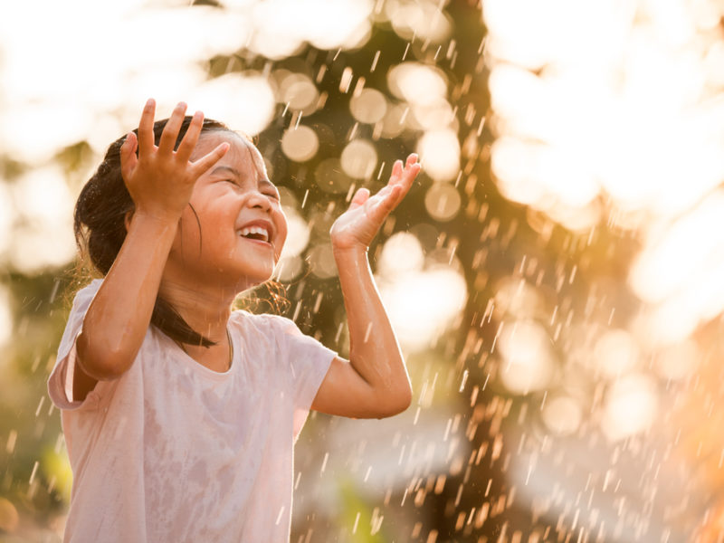 Childlike Faith: Remember Who God Says You Are